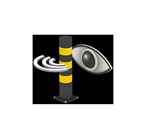 Les avantages des barrières amortissantes - Visibilité optimale - Barriere-de-protection.fr